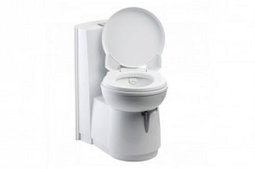 renovatie toilet huren, verhuur